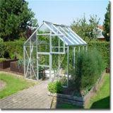 Camera 100% del giardino del policarbonato dei materiali di Makrolon