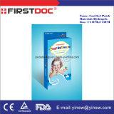 세륨 FDA ISO 승인되는 의학 발열 냉각 젤 장 5*12cm 과일 오렌지 또는 복숭아 또는 딸기
