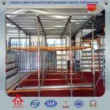 Panneau de coffrage de brame de qualité supérieur pour le système concret de coffrage