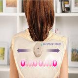 Rouleau-masseur arrière électrique d'épaule de collet de Shiatsu de forme