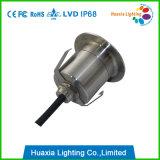 良質熱い販売の304 Ss 3のワットLED水中ライト