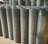 1 인치 2X2 직류 전기를 통하곤 & PVC에 의하여 입히는 용접된 철망사