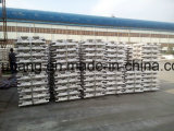 Lingot en aluminium primaire 99.7, lingots en aluminium primaires de grande pureté 99.99%/99.9% /99.7 %