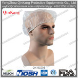 PE 투명한 처분할 수 있는 의무보급 클립 모자