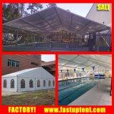 Tente 20X40 utilisée par couverture de piscine de couverture de syndicat de prix ferme à vendre