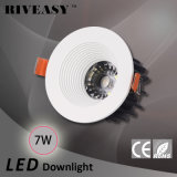 7W 04 LED Downlight mit PFEILER LED Deckenleuchte Sportlight