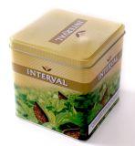 Heißes Verkaufs-Tee-Zinn-Kasten-Verpacken