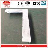 L personalizado revestimento de alumínio modelo que fornece PVDF/Powder revestido