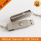 스레드된 금속 합금 회전대 USB 운전사 (YT-1204)