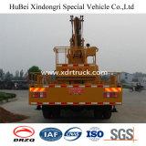 Dongfeng 24m 고장력 물통 트럭