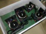 10kVA steigern und unten Spannungs-Transformator mit LED-Warnleuchte