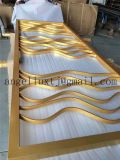 Verdeler van de Zaal van het Metaal van het Scherm van het Roestvrij staal van het nieuwe Product de Auto Geschilderde Decoratieve