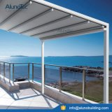 Tente en aluminium automatique de Pergola avec le toit de PVC