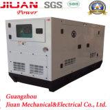 Gerador de Guangzhou para o gerador silencioso do diesel da energia eléctrica de preço de venda 64kw 80kVA