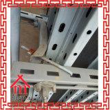 Le coffrage pour l'acier Q235 de mur et de fléau laminent à froid l'acier