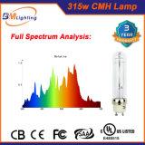 El espectro completo 315W CMH de la nueva tendencia 2017 crece el lastre ligero para los kits hidropónicos