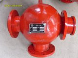 Vendas Ball Elbow Send Tank Discharge Valve