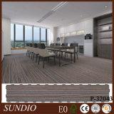 Revêtement de sol résidentiel décoratif en PVC Lowes