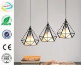 Geometrisches Form-Kaffeestube-Stab-Decken-Lampen-Licht