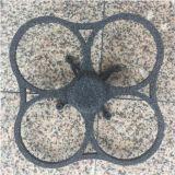 Struttura di struttura del velivolo leggera resistente agli urti del ronzio di Quadcopter della gomma piuma di EPP del materiale