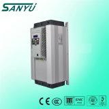 Sanyu tre dispositivo d'avviamento molle intelligente di fasi 400V 22kw con il connettore incorporato di esclusione per le pompe ad acqua Sjr2-3022