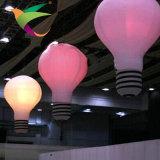 Aufblasbares Ereignis der Förderung-Iflt-17021305, das aufblasbare Quallen beleuchtet