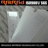Etiqueta Printable em branco adesiva da etiqueta da freqüência ultraelevada RFID da voz passiva feita sob encomenda