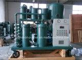 Sistema industriale di rigenerazione dell'olio lubrificante di serie di Tyc/purificatore utilizzato dell'olio per motori