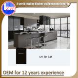 オーストラリアの標準ホーム家具光沢度の高い現代紫外線mdfの木の食器棚