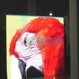 влияния зрения 3mm экран дисплея полного цвета СИД совершенного крытый