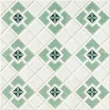 Azulejo de suelo de cerámica esmaltado rústico