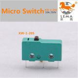 소형 Micro Switch 5A 125VAC 3A 250VAC