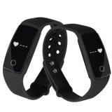 Moniteur de soins de santé suivant la montre de bracelet de fréquence cardiaque de qualité de sommeil