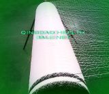 involucro bianco della rete della balla di 1.23mx2000m