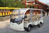 Vollständiges Verkauf 8 Seaters Personenkraftwagen-elektrisches besichtigenauto