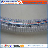 Anti-Chemikalie Belüftung-Stahldraht-verstärkter Schlauch