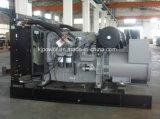 conjunto de generador diesel de 50Hz 250kVA accionado por Perkins Engine
