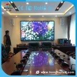 La haute l'écran d'intérieur d'Afficheur LED de la vitesse de régénération 2600Hz P3.91 P6.25
