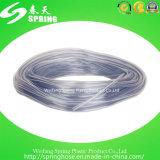 Plastik-Belüftung-flexibler transparenter freier waagerecht ausgerichteter Schlauch-Wasser-Gefäß-Schlauch