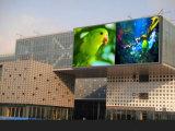 Buena alta pantalla al aire libre del brillo P10 SMD LED de Qualiti