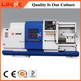 Цена машины Lathe CNC китайской большой точности Bore шпинделя поворачивая