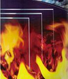 Jungfrau Lexan Harz-Feuerfestigkeit-Polycarbonat-Blatt 100% für Fenster-Blätter