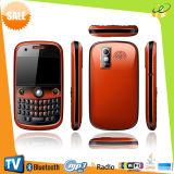 Teléfono móvil dual de SIM TV