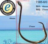 Crochet de pêche en acier inoxydable 7385
