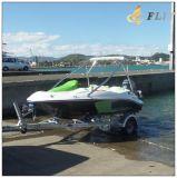 Barca esterna 460b di sport dei pesci del pattino del motore di Jiujiangflitboating