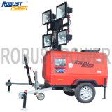 Het water koelde Draagbare Mobiele Lichte Toren Rplt6800