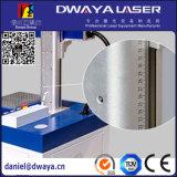 Машина маркировки лазера 20W сподручной застежки -молнии портативная
