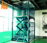 O armazém hidráulico Scissor o equipamento de levantamento (SJG2-9.5)
