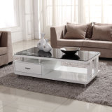 Glace Tempered plate pour le stand de Furniture/TV
