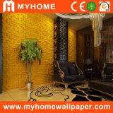 Wand des Baumaterial-3D, Innentapete des Bambus-3D